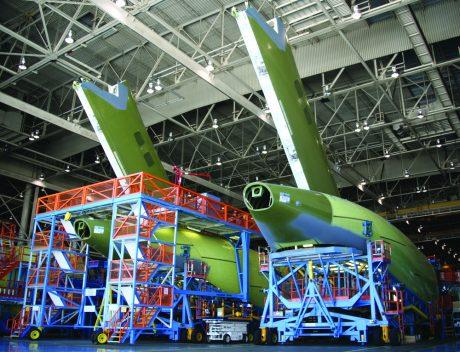 U.S. Airways Jet Engine Test Facility