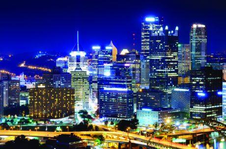 Pittsburgh - USX Tower